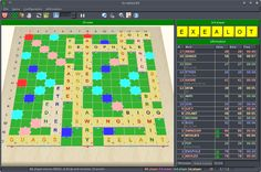 Scrabble3D for Mac 3.1.3-1 Scrabble3D is a highly customizable Scrabble game that not only supports Classic Scrabble and Superscrabble but also 3D games and own boards. You can play local against the computer or connect to a game server to find other play