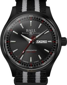 Ball Watch Engineer II Volcano NM3060C-NCJ-GY.True to its pioneering reputation, BALL Watch Company presents the Engineer II Volcano, a new model composed of materials never before used in the world of watchmaking.