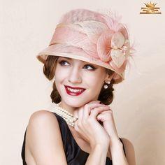 36.99$  Watch here - https://alitems.com/g/1e8d114494b01f4c715516525dc3e8/?i=5&ulp=https%3A%2F%2Fwww.aliexpress.com%2Fitem%2FFashion-Pink-Black-Women-Flower-Sinamay-Hat-Dome-Casual-Fedora-Sun-Hat-England-Elegant-Party-Dress%2F32704259906.html - Fashion Pink Black Women Flower Sinamay Hat Dome Casual Fedora Sun Hat England Elegant Party Dress Bow Sinamay Beach Hat 2016 36.99$