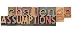 Challenge Leadership Assumptions - Hemsley Fraser