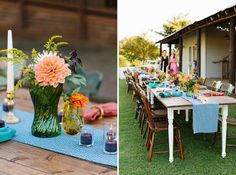 Lenora's Legacy Estate: Summer Wedding Inspiration. Image credit: Morning Light by Michelle Landreau.