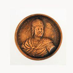 RUSSIAN MEDAILLE Großfürst Großfürst von Kiev OLEG HISTORISCHE Porträt-Serie .