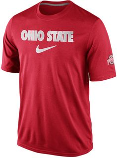 323c91d4 Nike Men's Ohio State Buckeyes Basketball Fill T-Shirt - Sports Fan Shop By  Lids - Men - Macy's