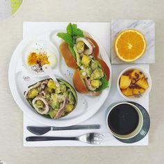 5 個讚,1 則留言 - Instagram 上的 s_s(@s_s_o_o_s_s_o_o):「 . good morning sunday :-}))) . #goodmorning #morning #breakfast #yummy #goodfood #instafood… 」