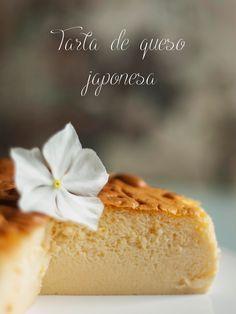 Bocados dulces y salados: Tarta de queso japonesa (tres ingredientes)