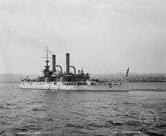 USS Iowa | Planes, Boats, Trains