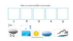 Ο κύκλος του νερού στο νηπιαγωγείο. - Kindergarten Stories Baby Cardigan Knitting Pattern Free, Knitting Patterns Free, Design Projects, Projects To Try, Weather Worksheets, Kindergarten, Blackboard Wall, Water Cycle, Science Projects