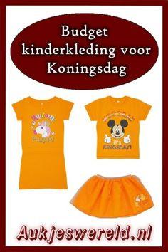 De leukste budget kinderkleding voor Koningsdag of de Koningsspelen. #koningsdag #koningsspelen #kinderkleding #oranje Budget, Inspiration, Dutch, Blog, Everything, Biblical Inspiration, Dutch People, Thrifting, Blogging