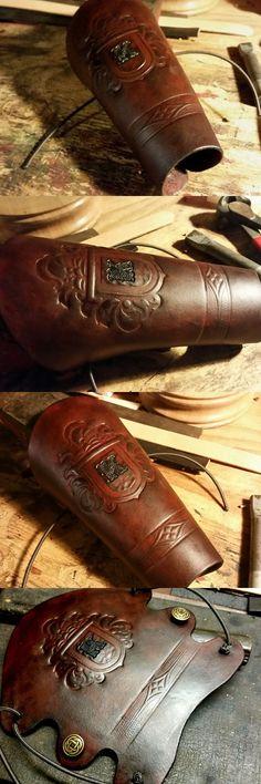 Archery Gloves 181297: Archery Arm Guard Bracer Custom Monogramme Traditional Elegance New Design -> BUY IT NOW ONLY: $35 on eBay!