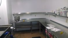 My new workshop! A great place to make #soap