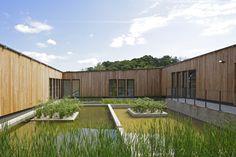 Galería - Ecole des Bartelottes à la Ville-du-Bois / NOMADE Architects - 1