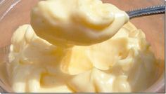 Gosta de maionese? Depois de aprender esta receita, você nunca mais vai comprar maionese!   Cura pela Natureza