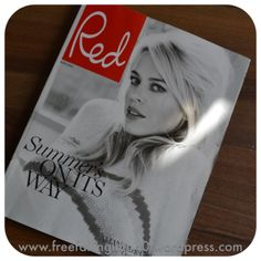 Red Magazine - 30-40 year olds are it's target market