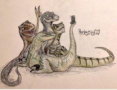 Raptor squad selfie!!