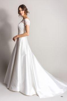 Suzanne Neville Surrey - elegant, classic lace wedding dresses at Miss Bush Ripley, Surrey's leading luxury bridal boutique                                                                                                                                                     More