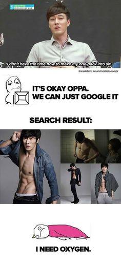 It's Okay So Ji Sub oppa! Google is our friend!!hahaha!! Damn he's fine! #kdramahumor