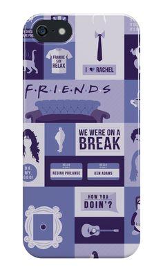 'Friends TV Show' iPhone Case/Skin by ceobrien Rachel Friends, Friends Show, Friends Moments, Cute Phone Cases, Iphone Cases, Friends Merchandise, Friends Phone Case, Friends Episodes, Friend Memes