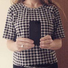 Grainline Linden sweatshirt