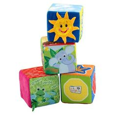 you are here. Target toys toy emporium explore Baby Einstein Explore & Discover Soft Blocks
