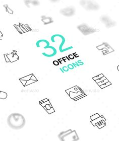 5824 best best icon sets images in 2019 icon design icon set icons Computer Equipment Icon outline vector icon set office workspace fully customisable set of icons