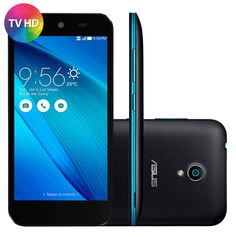 [ASUS] ASUS Live DTV Preto/Azul - 16 gb, 2gb RAM - R$578,77 no boleto