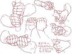 hand gripping katana - Google Search