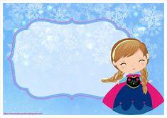 Mamá Decoradora: Kit imprimible Frozen Gratis Frozen Birthday Party, 4th Birthday Parties, Frozen Party, 2nd Birthday, Ana Frozen, Disney Frozen, Frozen Frozen, Frozen Cricut, Frozen Dessert Table