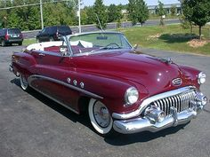 """Very Cool and Rare1952 BUICK """"SUPER"""" CONVERTIBLE"""