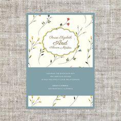 Diy printable editable korean wedding invitation card template diy printable wedding invitation card template instant by imleaf stopboris Gallery