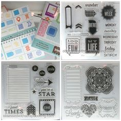 stamp sets that come with the CTMH artbooking cricut cartridge