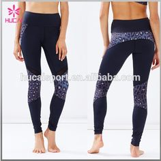 High quality Printed Yoga pants,Fitness sports leggings for Sportswear Wholesale