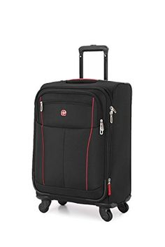 01d45163aa SwissGear Travel Gear 1900 Spinner Carry-On Luggage - eBags Exclusive