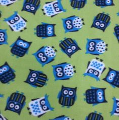Blizzard Fleece Fabric-Owls On Lime Baby Girl Quilts, Girls Quilts, Online Craft Store, Craft Stores, Fabric Owls, Fuzzy Blanket, Joann Fabrics, Paper Beads, Fleece Fabric