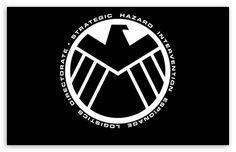 Marvel - The Avengers Shield Logo wallpaper
