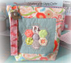Adventures of the Singing Quilter: Happy Little Pouch Blog Hop!
