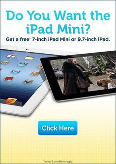 Win FREE iPad