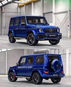 The New 2018 G wagon AMG G63