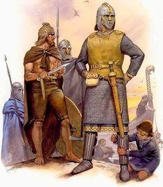 anglo-saxon army