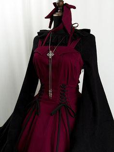 Pretty Outfits, Pretty Dresses, Beautiful Outfits, Cool Outfits, Kawaii Fashion, Lolita Fashion, Old Fashion Dresses, Fashion Outfits, Fantasy Dress
