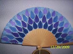 Abanico Lluvia Hand Held Fan, Hand Fans, Fan Decoration, To Collect, Pretty Hands, Ecuador, Barbie, Artsy, Fancy