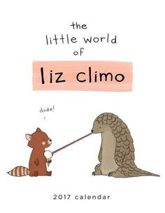 The Little World of Liz Climo 2017 Calendar