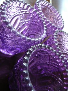 """purple glass"" by Em. Cee on Flickr - Purple Glass"