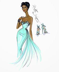 Hayden Williams Fashion Illustrations: Hollywood Icons: Dorothy ...