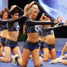 Carly Manning, my favorite cheerleader. Besides Jamie, Peyton, and Reagan.