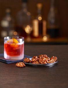 Honey-Chili Spiced Walnuts