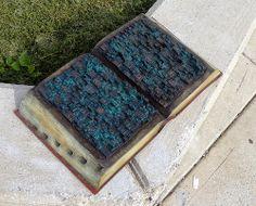 Monument book in Utah