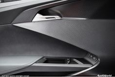 Audi Sport quattro laserlight concept Innenraum Farbe: Schiefergrau