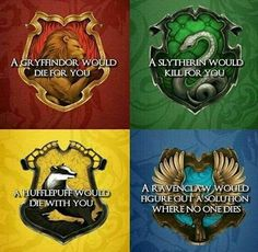 Yeah, that's true. I took Pottermore and I got Ravenclaw, so I'm glad my friends and me don't have to die any time soon. I can find a solution! <<<I got Ravenclaw and Slytherin XD XD I guess my solution involves killing someone. Harry Potter World, Harry Potter Thema, Theme Harry Potter, Harry Potter Jokes, Harry Potter Universal, Harry Potter Hogwarts, Harry Potter Houses Test, Harry Potter Friendship Quotes, Harry Potter House Descriptions