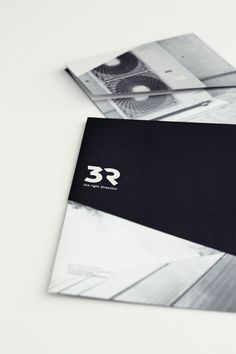 Fold brochure for 3R 3R is a company dedicated to the...
