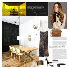 """leighton meester"" by wilady ❤ liked on Polyvore featuring Phase Eight, Bardot, Alejandro Ingelmo, ALDO, LARA, Zad, Sebastian Professional and L'Oréal Paris"